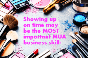 MUA Business Skills