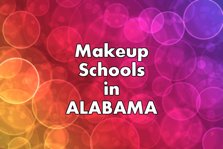 Makeup Artist Schools in Alabama