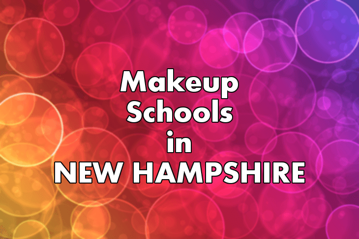 Makeup Artist Schools in New Hampshire